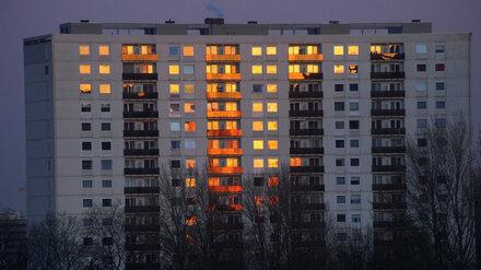 В Воронеже из горящего дома эвакуировались 10 человек, ещё один погиб