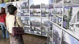 Открылась выставка в Доме Архитектора