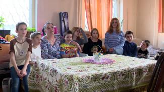 В Воронеже семья с 12 детьми не может добиться от властей субсидии на жильё