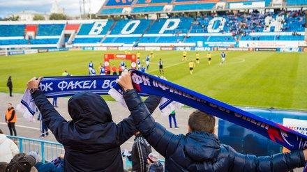 Воронежская область оказалась в десятке самых футбольных регионов страны