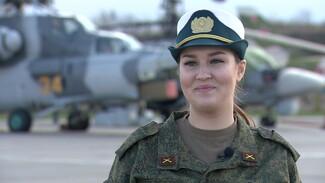 Участница первого в Воронеже женского парада Победы: «Мечтаю пройти по Красной площади»