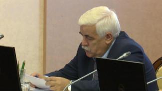 Прославившийся «золотым парашютом» воронежский чиновник начал борьбу с коррупцией