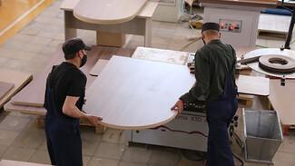 Уральские заключённые изготовят мебель для воронежского вуза