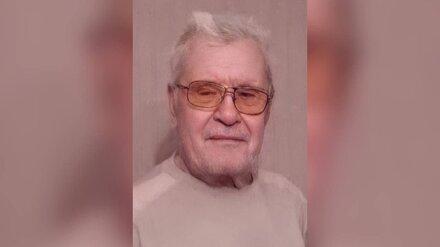 Два дня назад под Воронежем пропал пенсионер с провалами памяти