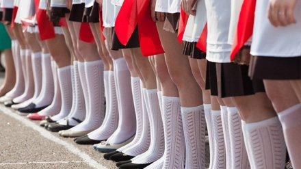 В день последнего звонка воронежские школьники соберутся на онлайн-линейке