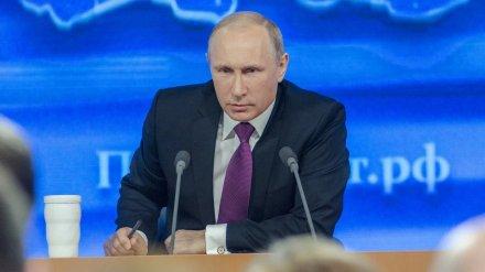 Президент предложил перенести голосование по поправкам в Конституцию из-за коронавируса