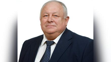 Депутат Воронежской облдумы умер от коронавируса