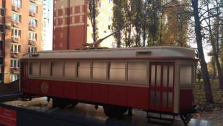 В Воронеже нашли вандала, сломавшего памятник трамваю