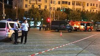 Мэр Воронежа выразил соболезнования семье погибшей при взрыве маршрутки женщины