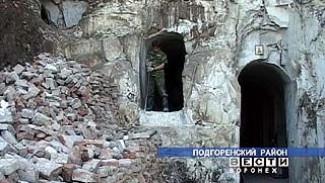 У села Белогорье идёт восстановление Воскресенского монастыря