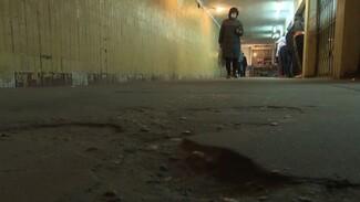 Подземный переход в центре Воронежа предложили превратить в тир