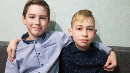Под Воронежем 5-классники спасли выпавшего из окна мужчину