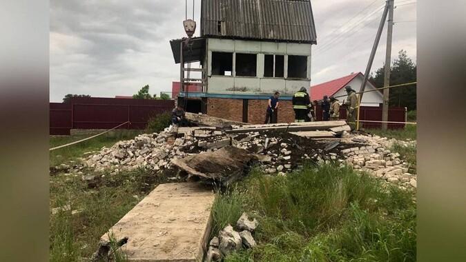 После ЧП с погибшими под завалами мальчиками в воронежском селе установят детские площадки