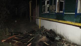 В частном доме в Воронежской области убили и сожгли семью