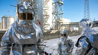 На Нововоронежской АЭС отработали действия на случай ЧС