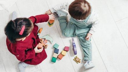 Воронежцы сообщили о сбежавших из детского сада малышах