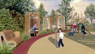 Подвесной мостик и читальня. Как в Воронеже могут преобразиться парки и скверы