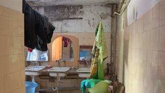 Старое общежитие на Левом берегу Воронежа включили в план капитального ремонта
