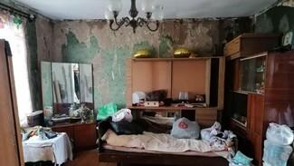 В воронежском селе дом вспыхнул после удара молнии
