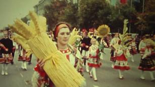 Парад и танцы весной. Как отмечали День города в советском Воронеже