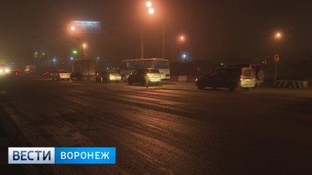 Воронежцы пожаловались на внеплановое перекрытие участка окружной