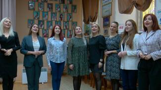 «Воронежские девчата» выступили в Сербии с русскими песнями