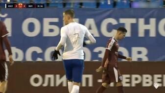 Воронежцы высмеяли вышедшего на поле в самодельной футболке игрока «Факела»