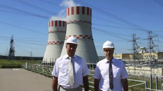 Эксперты создали схему выдачи мощности инновационных энергоблоков Нововоронежской АЭС