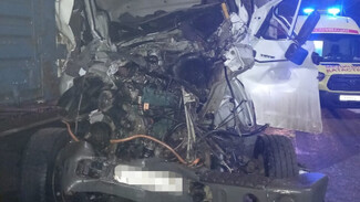 Под Воронежем в ДТП с тремя большегрузами погибли два человека