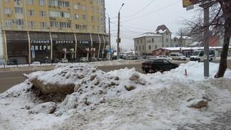 Платные парковки в Воронеже оказались не готовы к рабочим будням