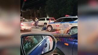 Полиция опровергла ДТП со сбитым автоинспекторами пешеходом в Воронеже