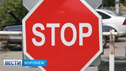 Одну из улиц в центре Воронежа перекроют на месяц