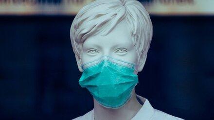 Из аптек Воронежа исчезли все медицинские маски