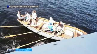 «События недели»: как в Воронеже лодка с детьми едва не попала под теплоход