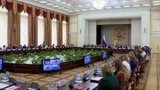 В Воронеже обсудили, как расходуют выделенные на нацпроекты деньги