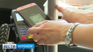 В одно касание. Почему маршрутки Воронежа не оснастили терминалами для оплаты картой в срок