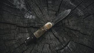 Воронежца ударили ножом за слишком частые встречи с чужой женой