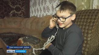 Библиотекари читают детям из Воронежской области сказки по телефону