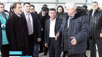 Губернатор побывал с рабочей поездкой в Богучарском районе