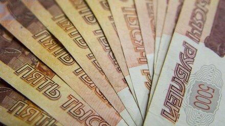 Назван средний размер взятки в Воронежской области