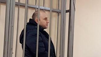 Пойманного на взятке 3 млн замглаву следственной части воронежского МВД отправили в СИЗО