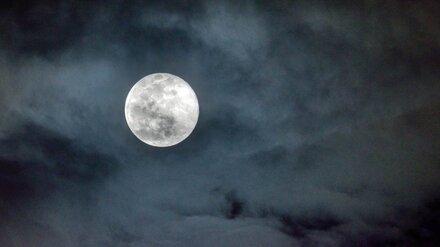 Воронежцы увидят самую большую Луну 2021 года