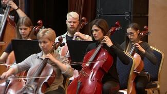 Воронежский оркестр выступит в парке в центре Москвы
