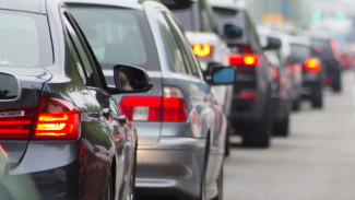 Два ДТП спровоцировали 4-километровую пробку на въезде в Воронеж