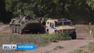 Воронежские силовики обезвредили «вооруженных боевиков»