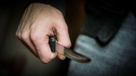 В воронежскую больницу доставили изрезанного ножом мужчину