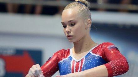 Воронежская гимнастка Ангелина Мельникова прорвалась в финал чемпионата мира