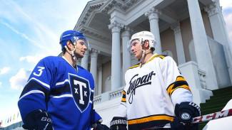 «Буран» войдёт в историю отечественного хоккея, сыграв матч на открытом катке