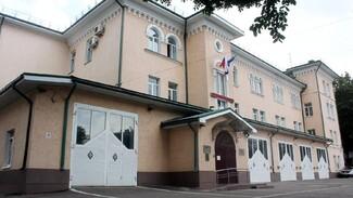 Самую известную пожарную часть Воронежа признали объектом культурного наследия