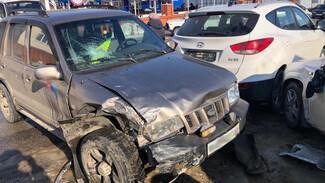 В массовом ДТП в Воронежской области пострадали 3 человека